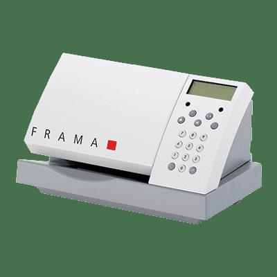 Decertified Frama Mailspirit Franking Machines