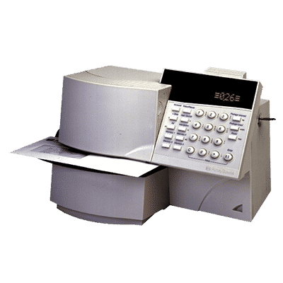 Decertified Pitney Bowes B700 / Post Perfect Franking Machines