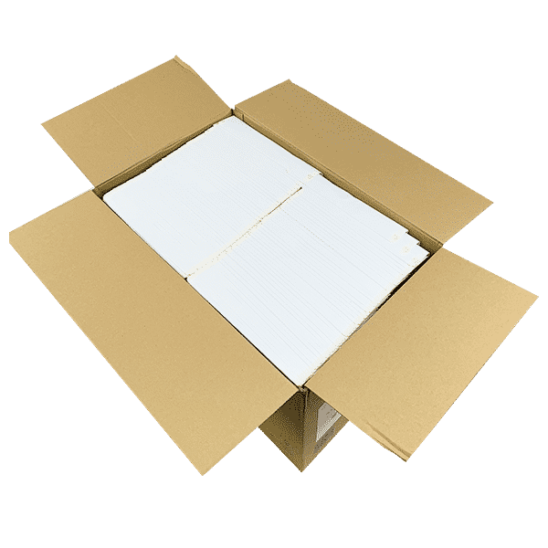 AirPro Bubble Lined Envelopes - Size G/7 - 230x340mm - Pack Of 100 - Available In White