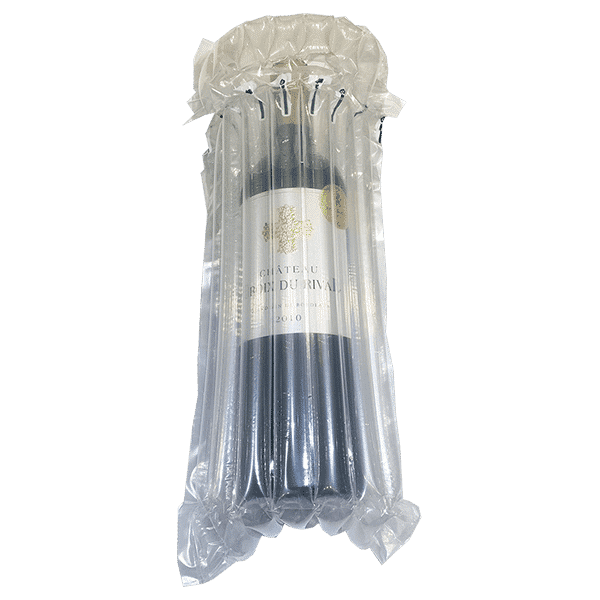 Single Bottle Air Packaging Kit - Wine Bottle
