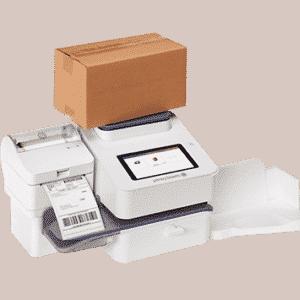 The Mailing Room c65+ Franking machine